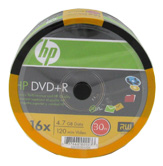 HP DVD+R 16X 4.7GB