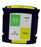 hp c4838a or Hp 11 yellow ink cartridge