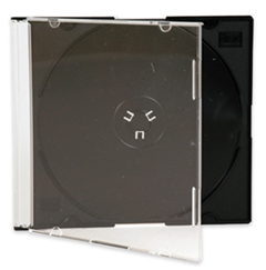 slim CD jewel case